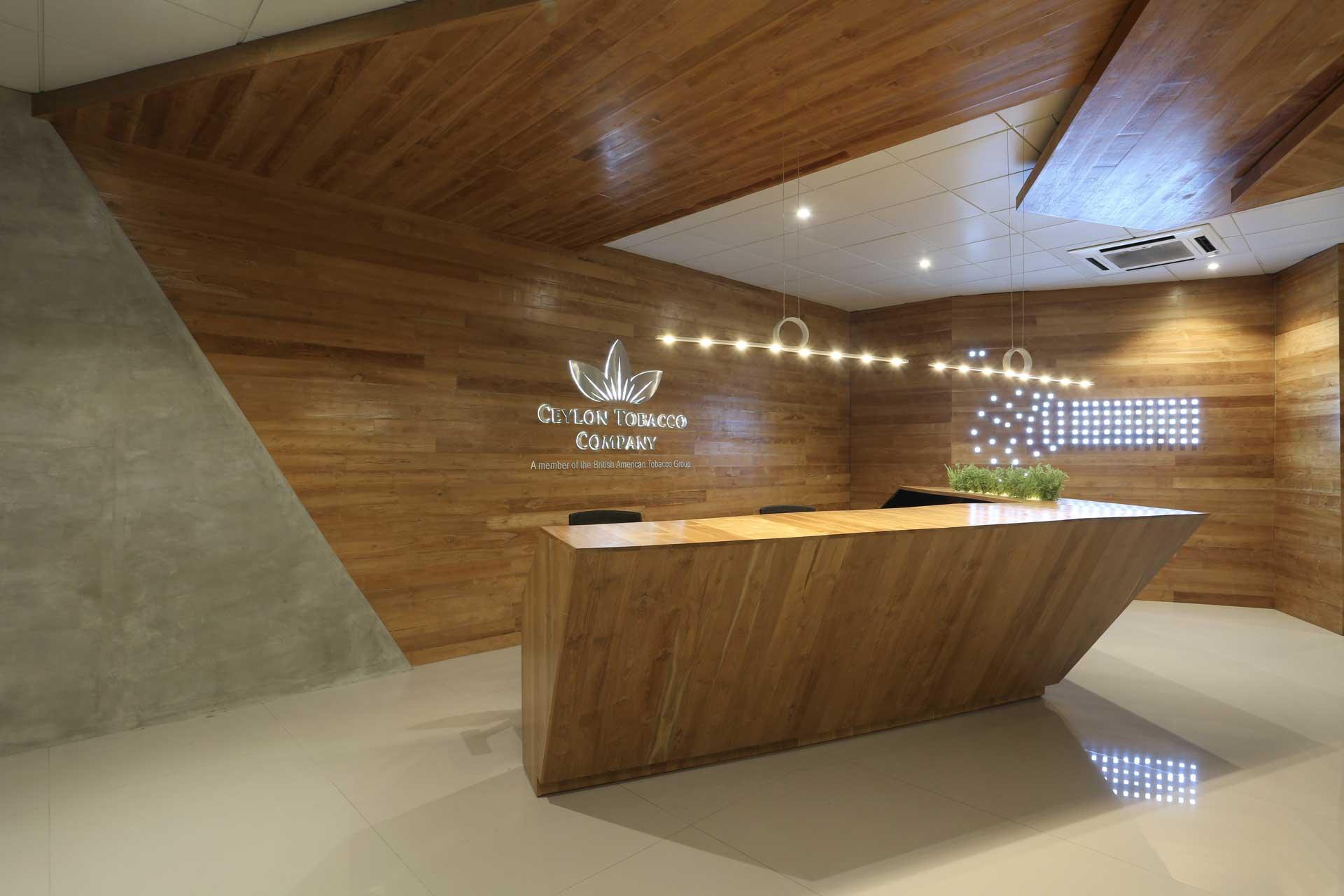 Ceylon Tobacco Company Image 09 | Corporate Interior Design