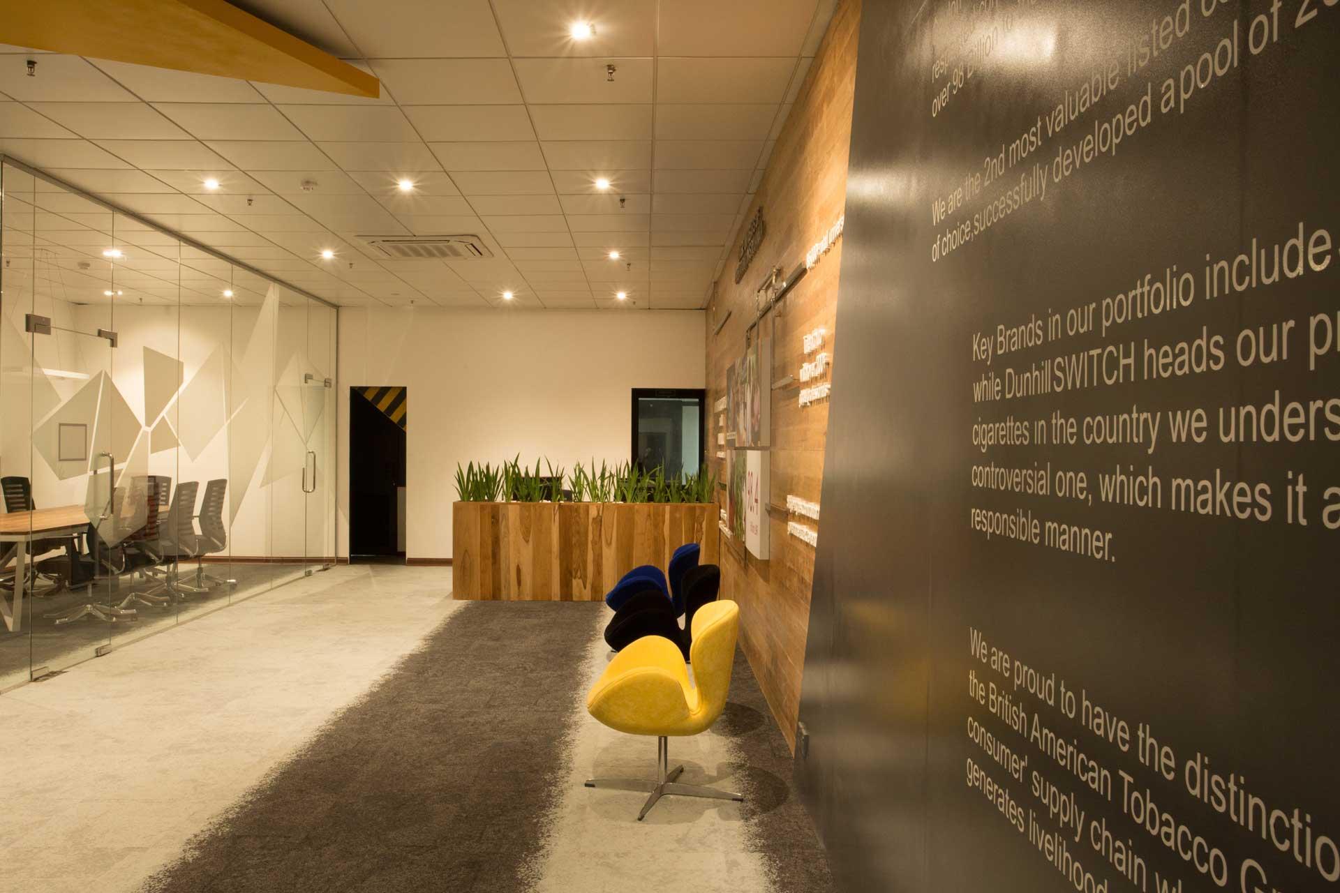 Ceylon Tobacco Company Image 08 | Corporate Interior Design