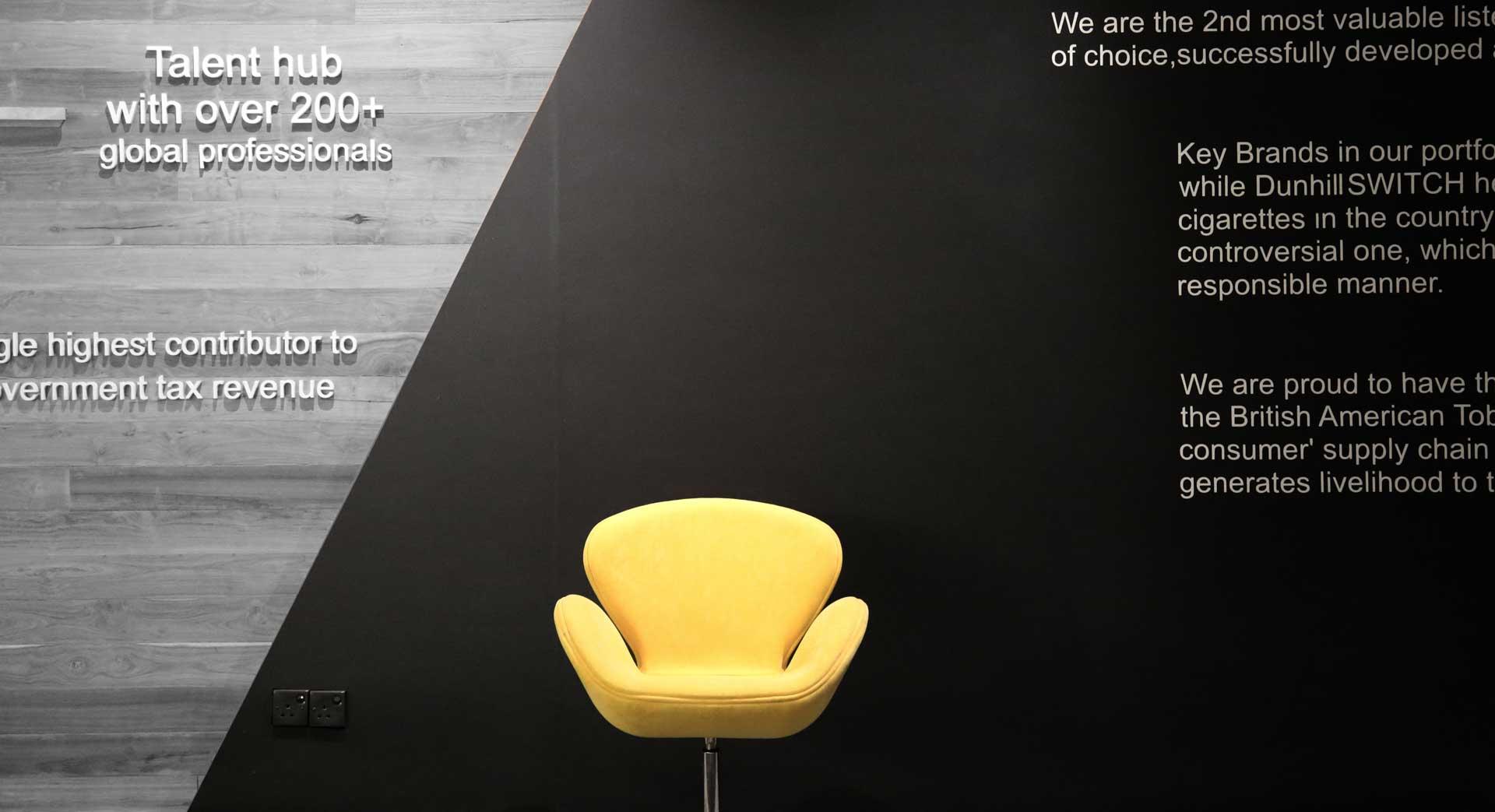 Ceylon Tobacco Company Image 04| Corporate Interior Design