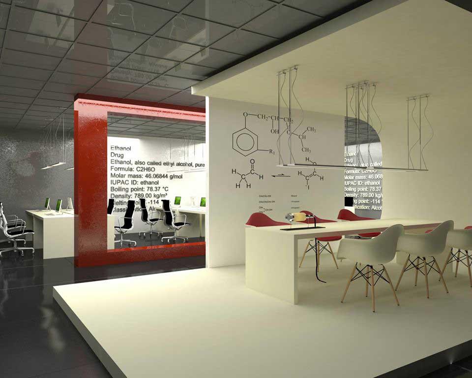 DCSL Arrack Image 05 | Office Space Interior Design in Sri Lanka