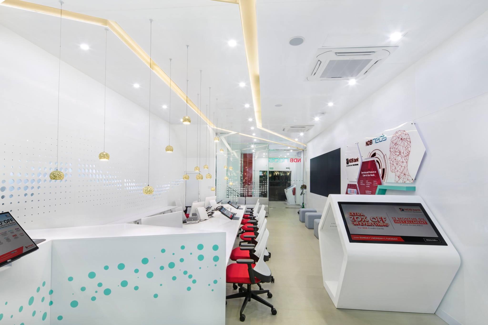 Arimac Digital NDB Bank Image 02| Bank Architecture and Design